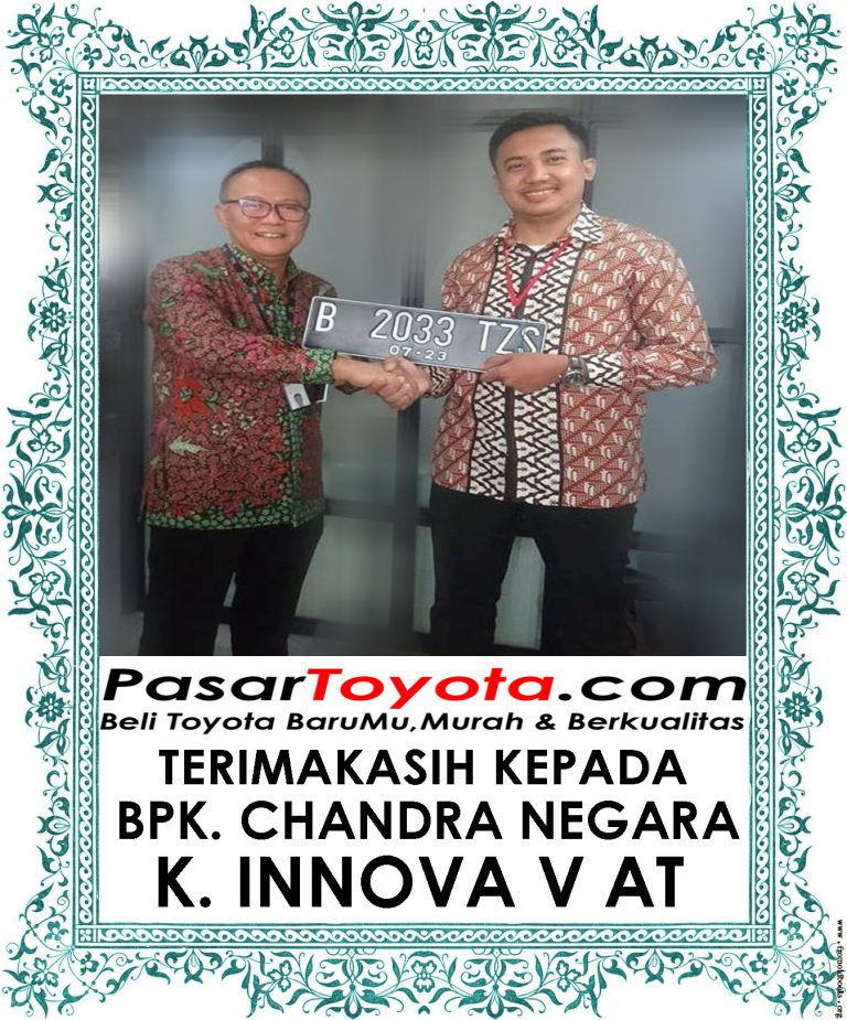 Bpk-Chandra-K-Innova-V-AT