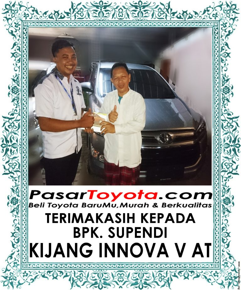 Bpk-Supendi-Innova-V-AT